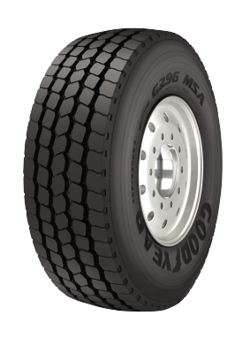 G296 MSA Dura Seal Tires